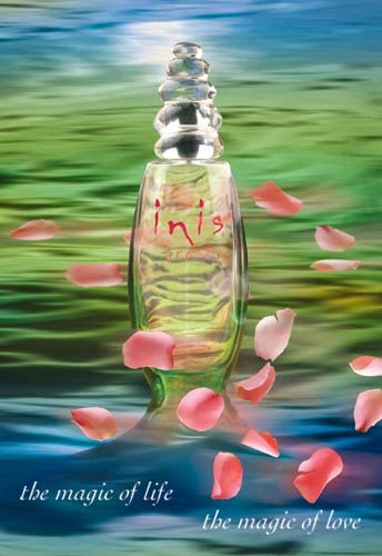 Inis arose fragrance