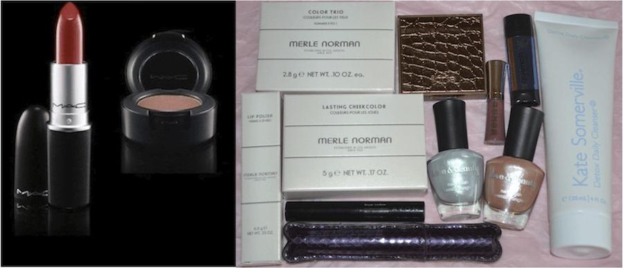 MAC cosmetics giveaway
