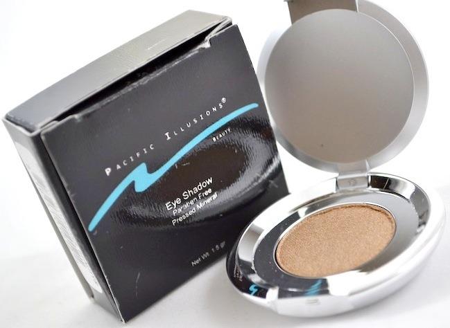 Pacific Illusions Beauty Powder Eyeshadow