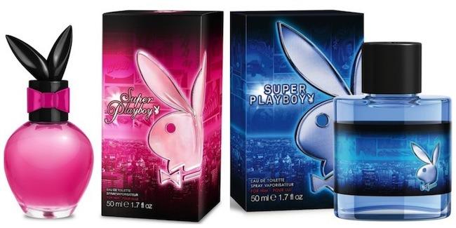 Super Playboy fragrance giveaway