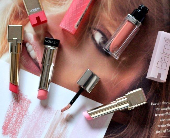 spring makeup trend nude lips