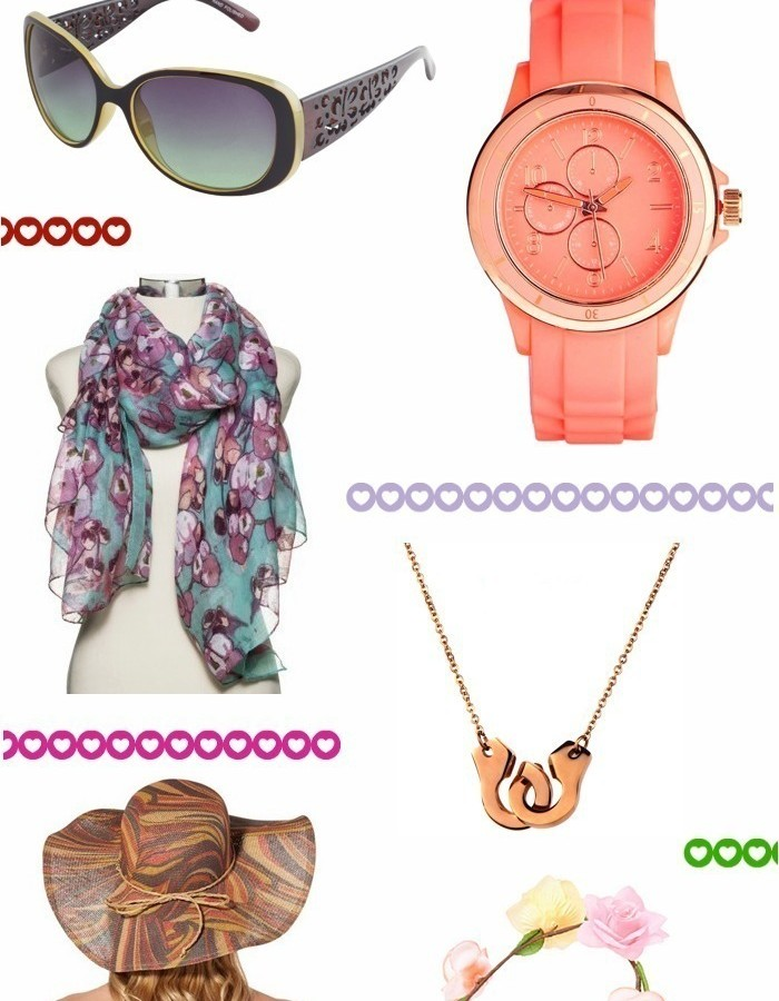 Beat the Heat with these Cool Accessories