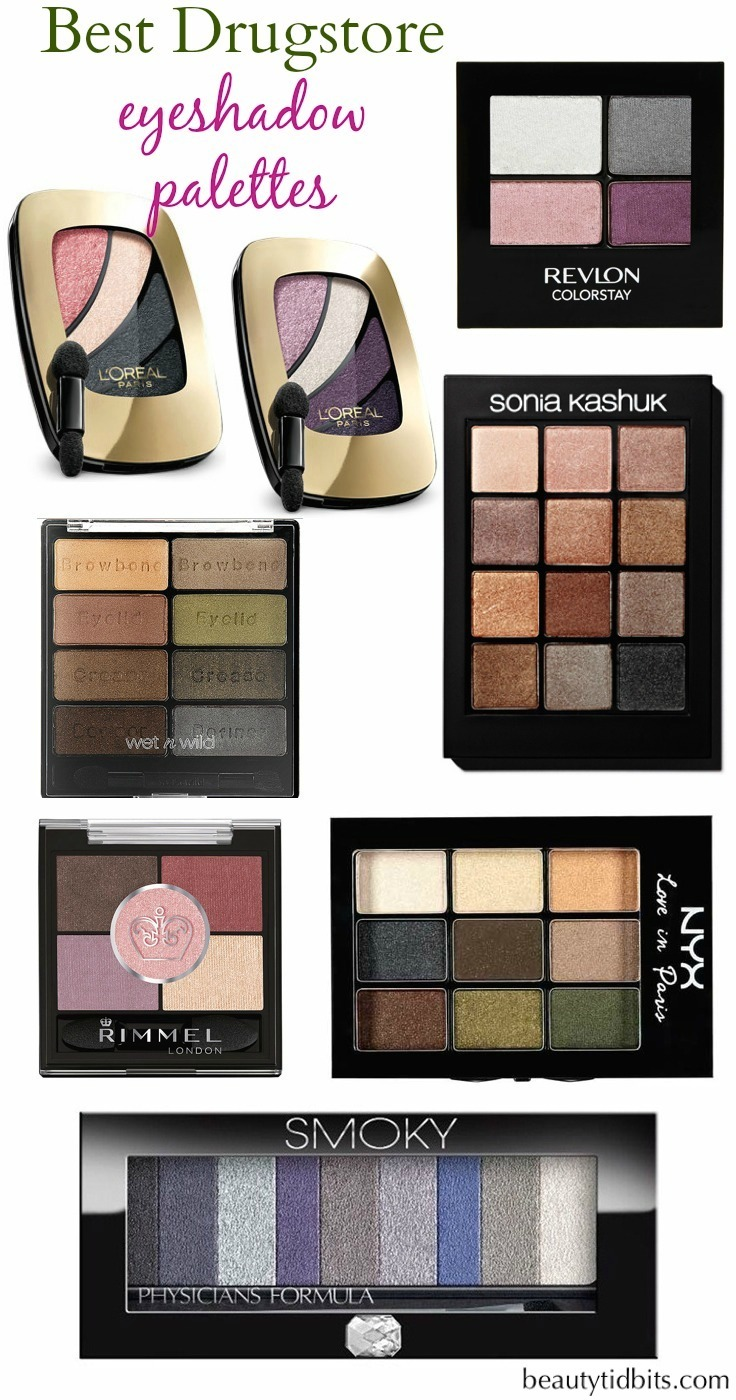 20 Best Drugstore Eyeshadow Palettes Under20 picture