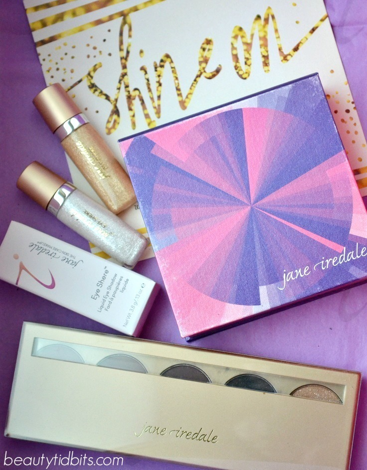 jane iredale Where there's smoke Holiday Collection