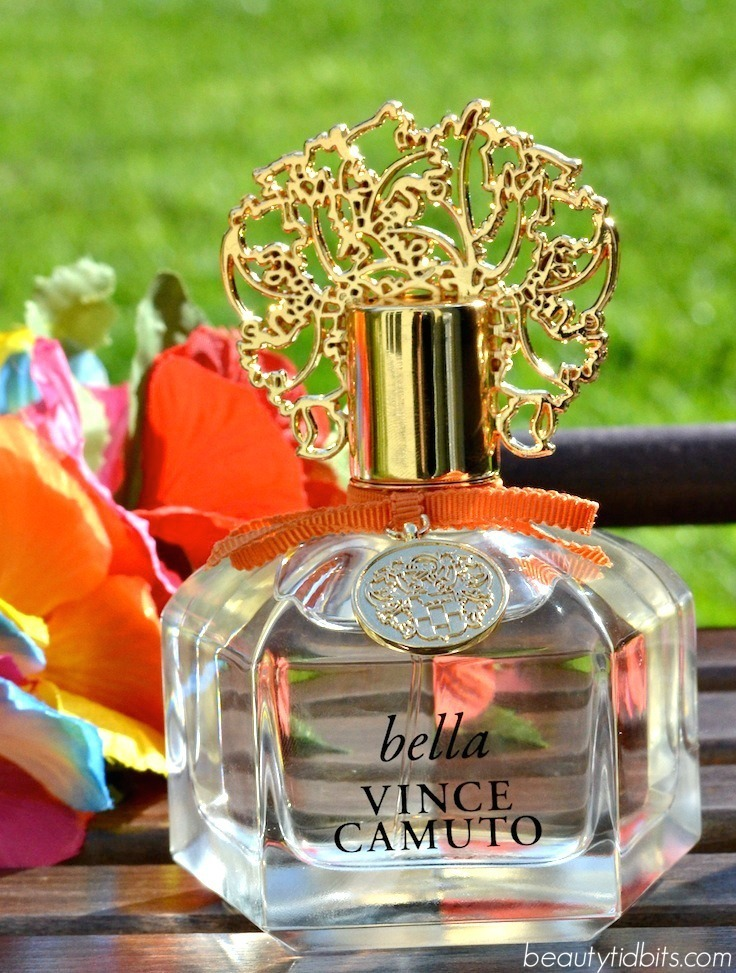 Looking for a new pick-me-up scent for spring? Say hello to Vince Camuto's new Bella eau de parfum that brings much-needed sunshine to the common cold & dreary days of winter!