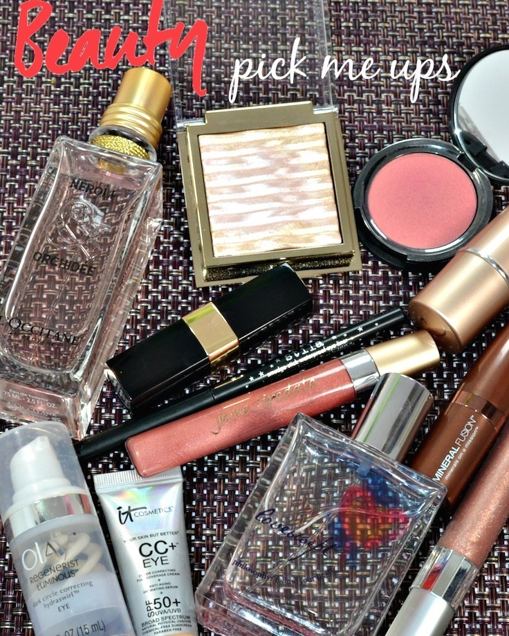 Favorite Beauty Pick-Me-Ups
