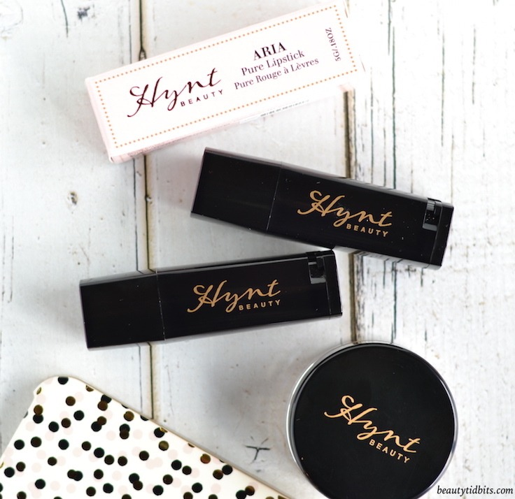 Hynt Beauty ARIA Pure Lipsticks