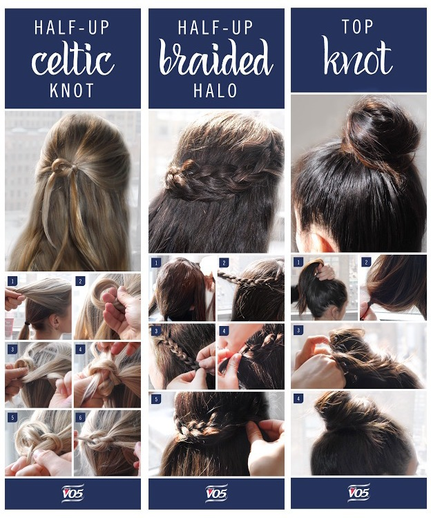 4 Easy Hair Tutorials To Try Now (Inspired by your favorite TV characters!)