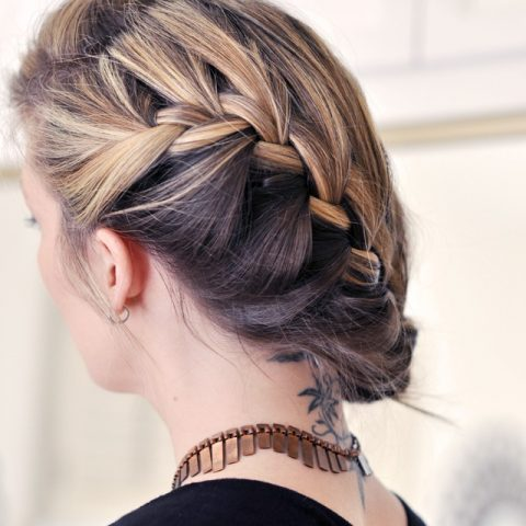 braided hairstyles special occasions