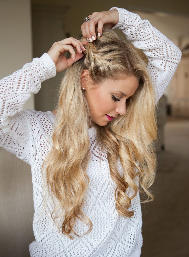 17 Gorgeous Party-Perfect Braided Hairstyles