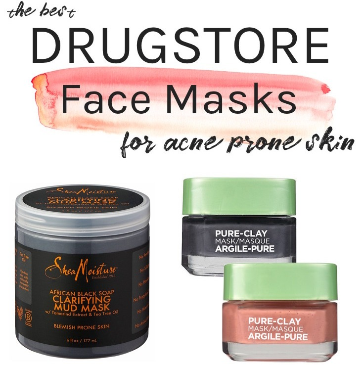 best drugstore acne face mask