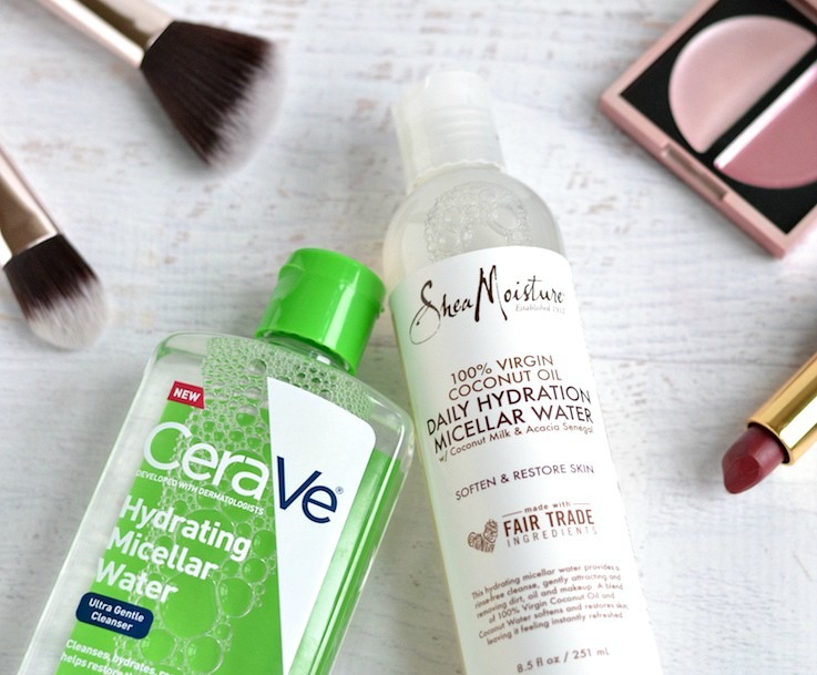 best drugstore hydrating micellar water