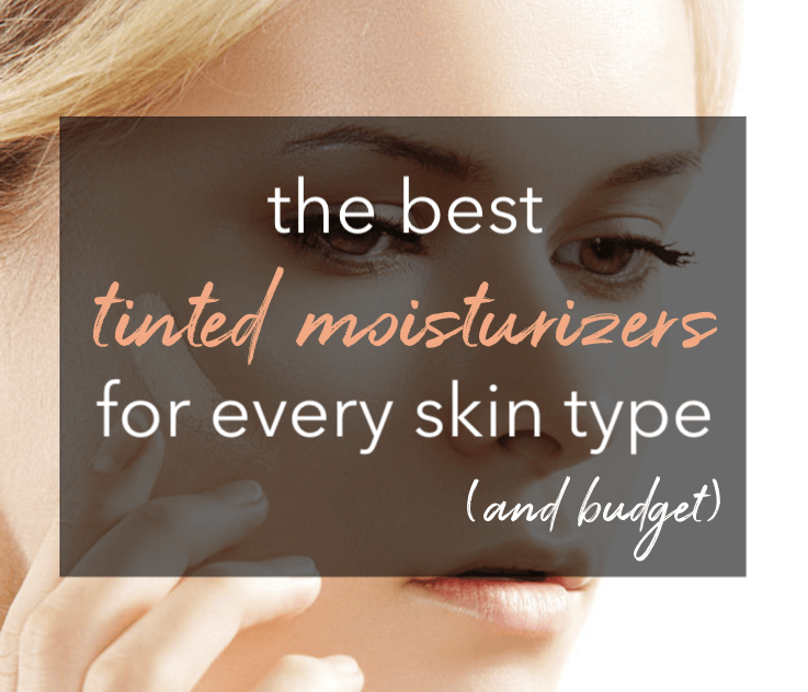 best tinted moisturizers