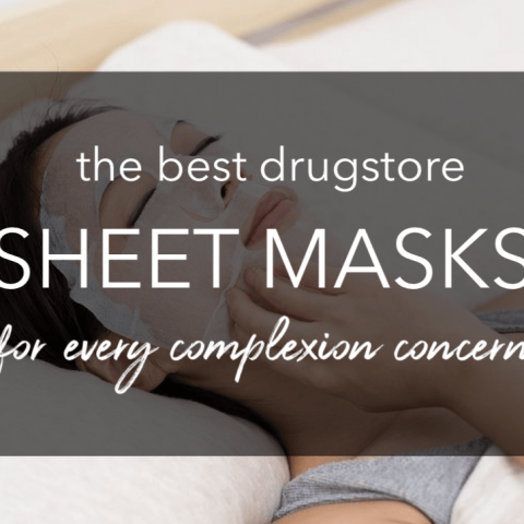 Best Drugstore Sheet Masks