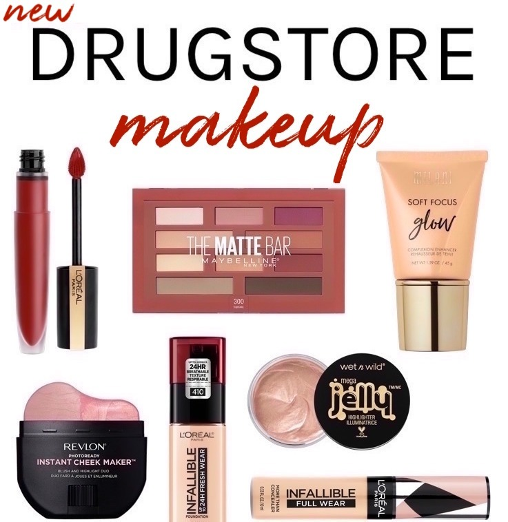 Best Drugstore Makeup 2019 27 New Drugstore Beauty Buys You Need to Check Out!