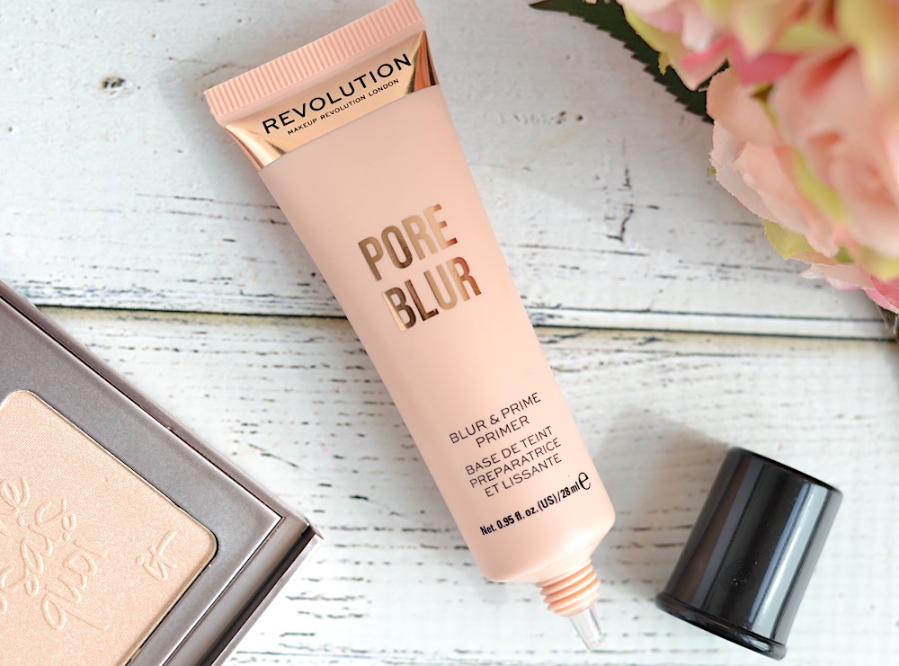 Makeup Revolution Pore Blur Primer review