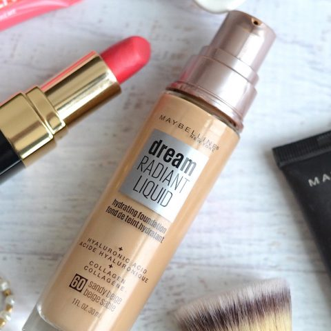 Maybelline Dream Radiant Liquid Foundation