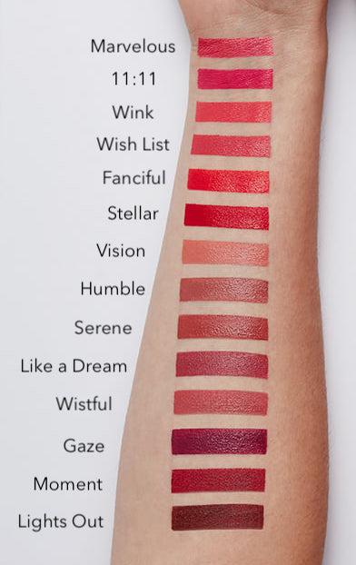 IT Cosmetics Pillow Lips Lipsticks swatches
