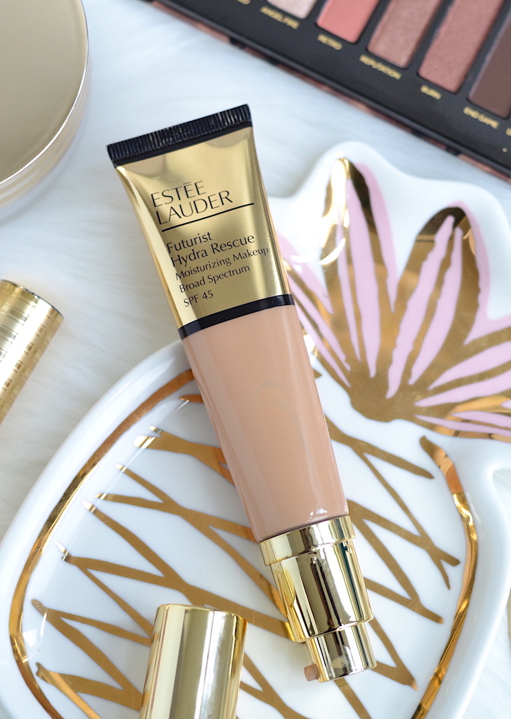Estee Lauder Hydra Rescue Foundation