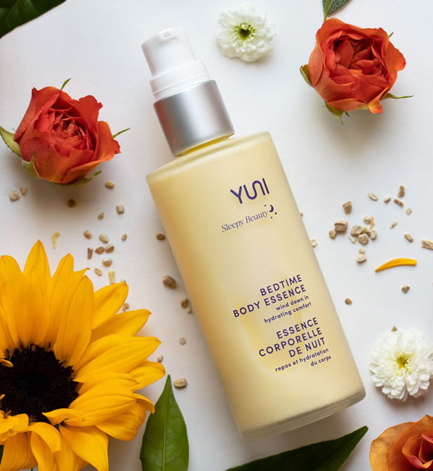 YUNI Sleepy Beauty Bedtime Body Essence