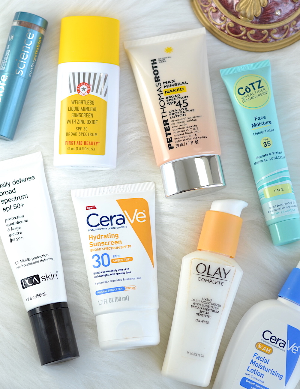 Best mineral sunscreens for face