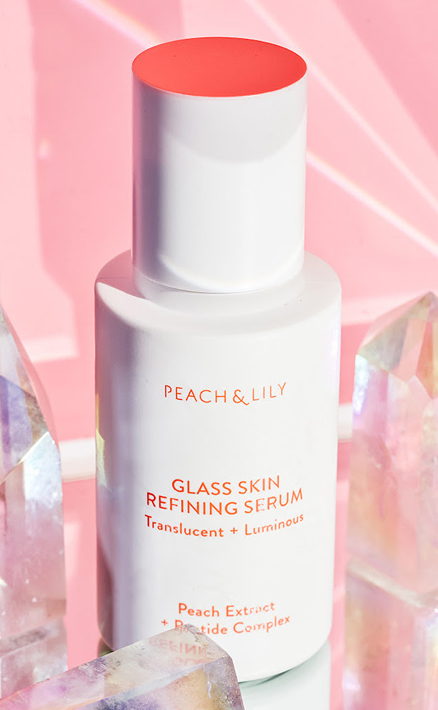 Peach and Lily Glass Skin Serum