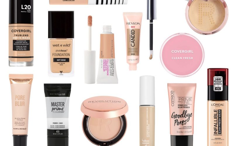 Best Drugstore Makeup For Acne-prone Skin