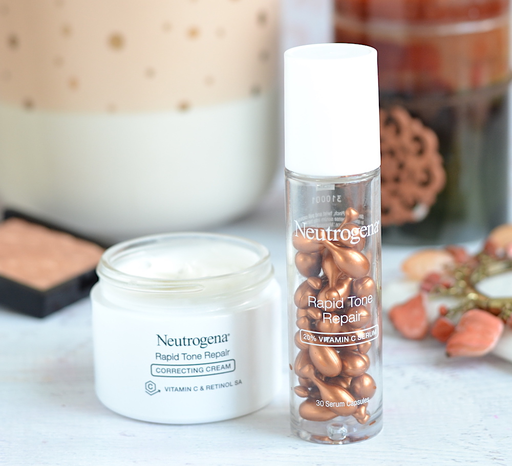 Neutrogena Vitamin C Serum capsules