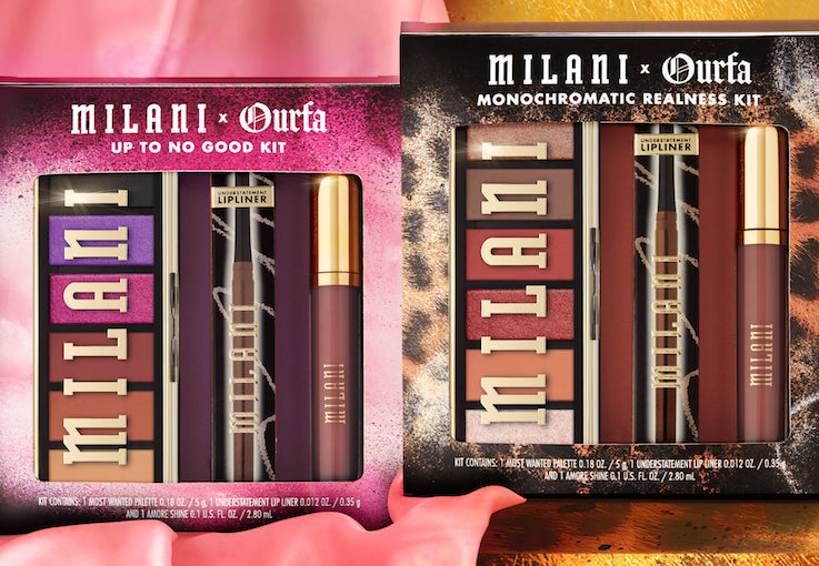 MILANI Ourfa makeup kits holiday 2020