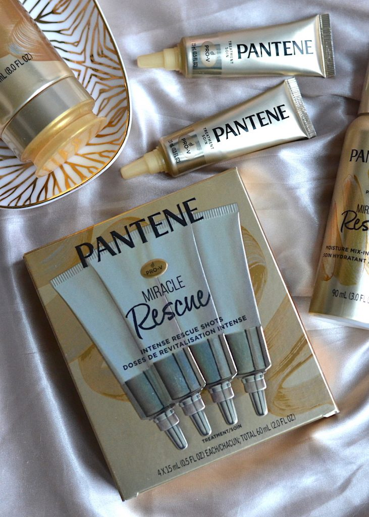 Pantene Miracle Rescue Intense Rescue Shots