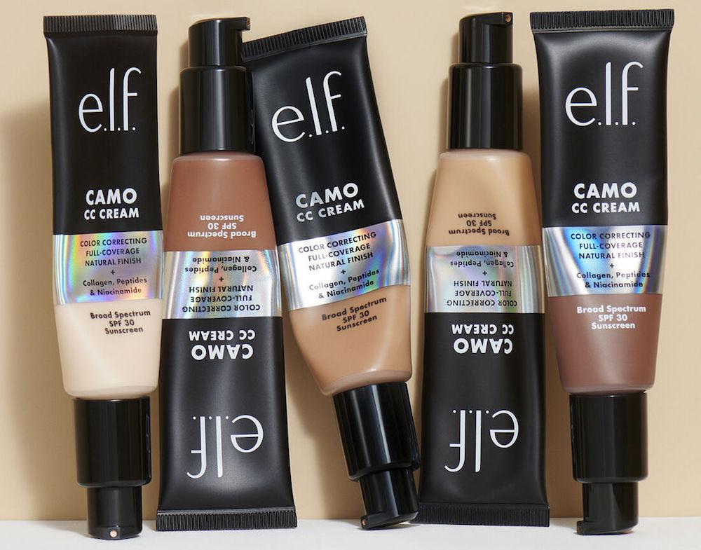 elf Camo CC Cream