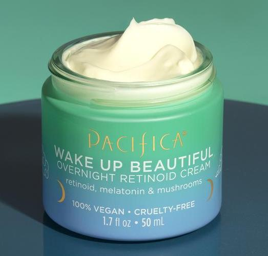 Pacifica Overnight Retinoid Cream