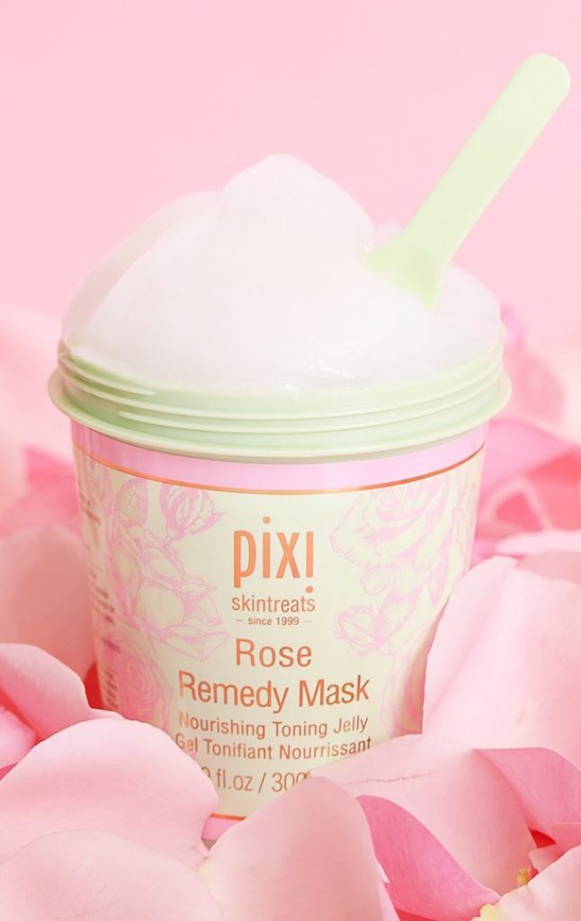 Pixi Rose Remedy Mask