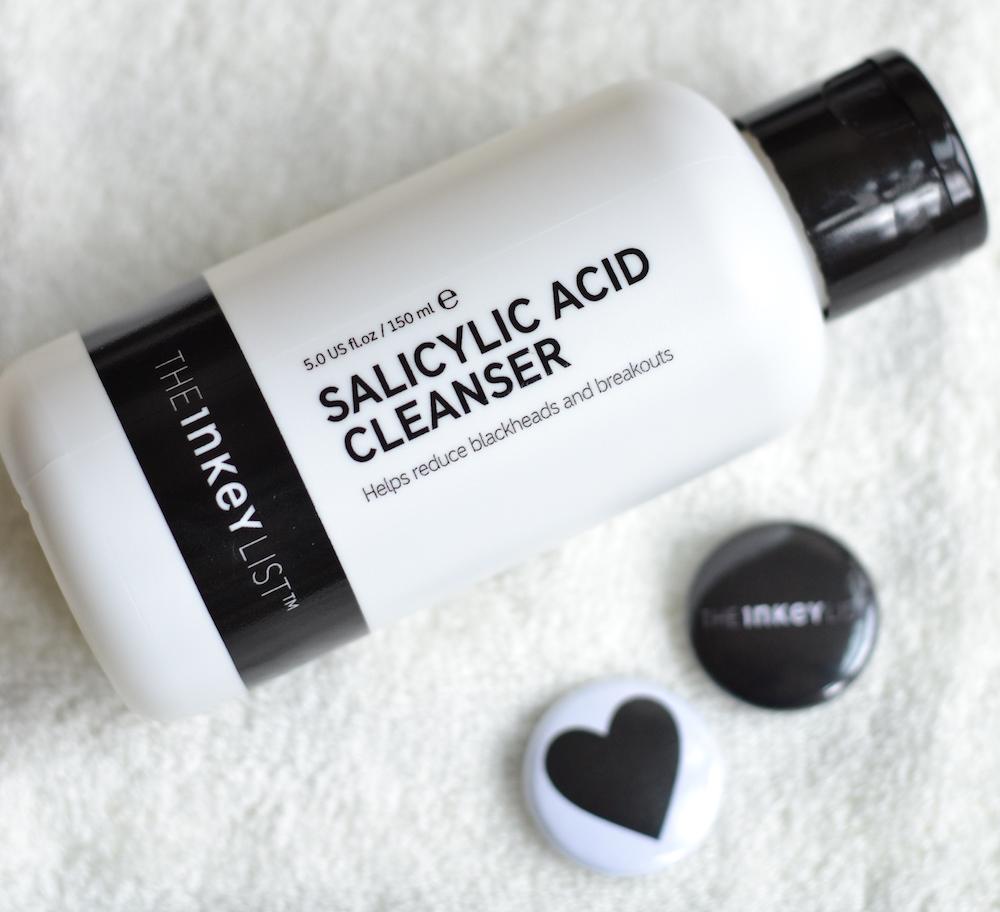 Inkey List Salicylic Acid Cleanser