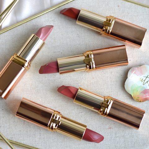 L'Oreal les nus lipstick