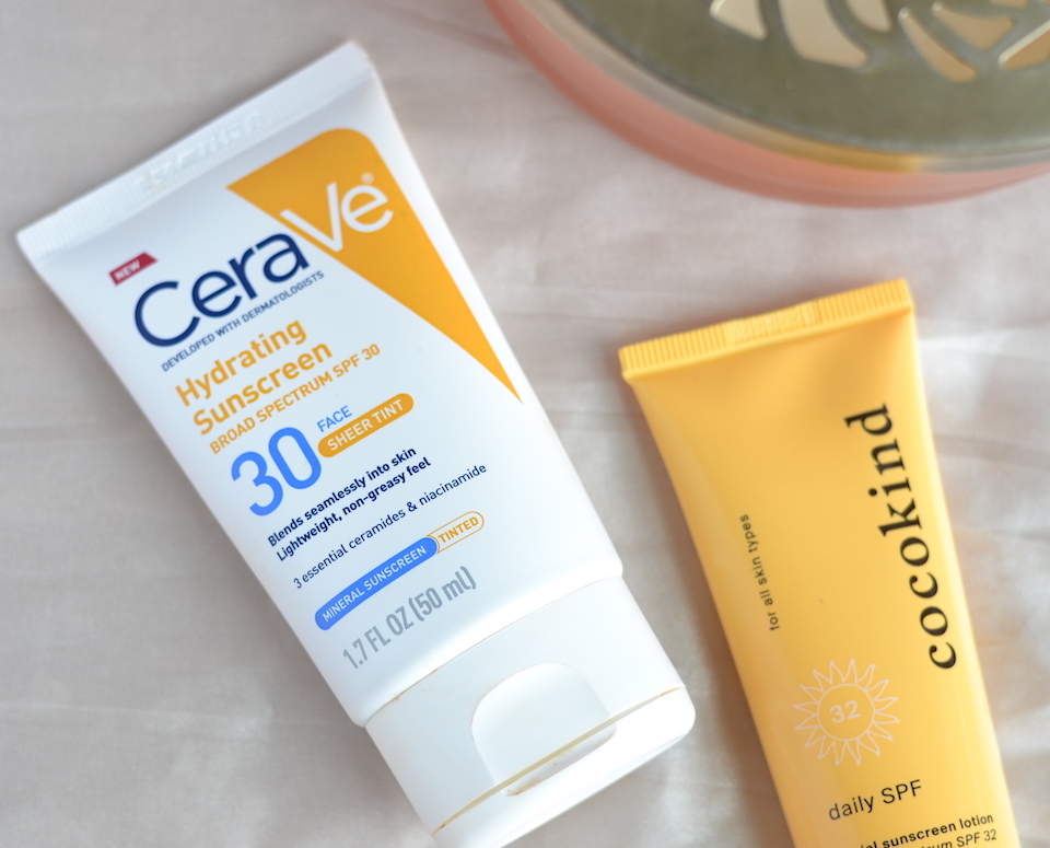 Cerave Hydrating Sunscreen Sheer Tinted SPF 30